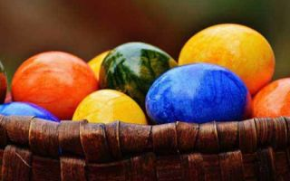 Светлое пасхальное воскресение