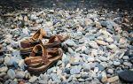 В какой обуви ходить на пляже