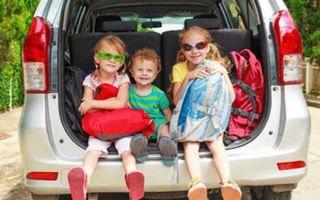 Что делать если ребенка укачивает в машине? Причины и советы