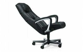 Полезные советы по выбору офисного кресла