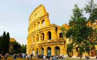 Праздник «Брак деревьев» в Италии