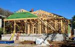 Быстро возводимые дома в Краснодаре. Строительство домов по канадской технологии