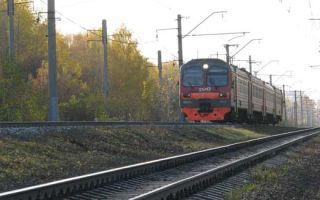 Расписание движения электричек по Краснодарскому краю