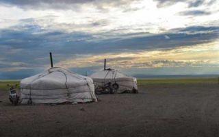Едем рыбачить в Монголию
