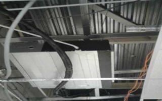 Системы кондиционирования складских помещений