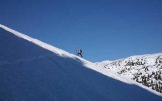 Выбор снаряжения для катания на горных лыжах