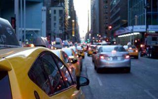 Для такси города Москвы безопасность превыше всего