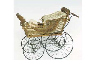Несколько правил выбора коляски для малыша