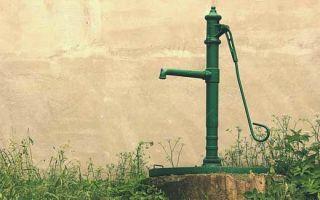Разновидности водяных насосов