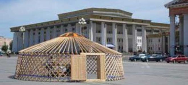 Монголия: опыт вечности