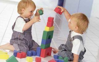 Необходимый список игрушек для малыша