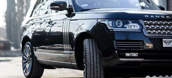 Готовый к приключениям Land Rover Defender Works V8 Trophy