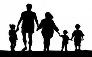Почему из моды выходят многодетные семьи?