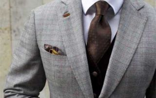 Что такое галстук?
