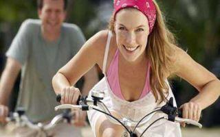 Здоровье, отдых и велосипед. Как извлечь пользу от катания на велике?